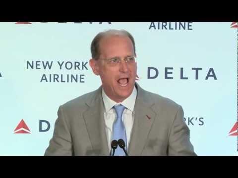 Delta Breaks Ground on New LaGuardia Airport Terminal Improvements