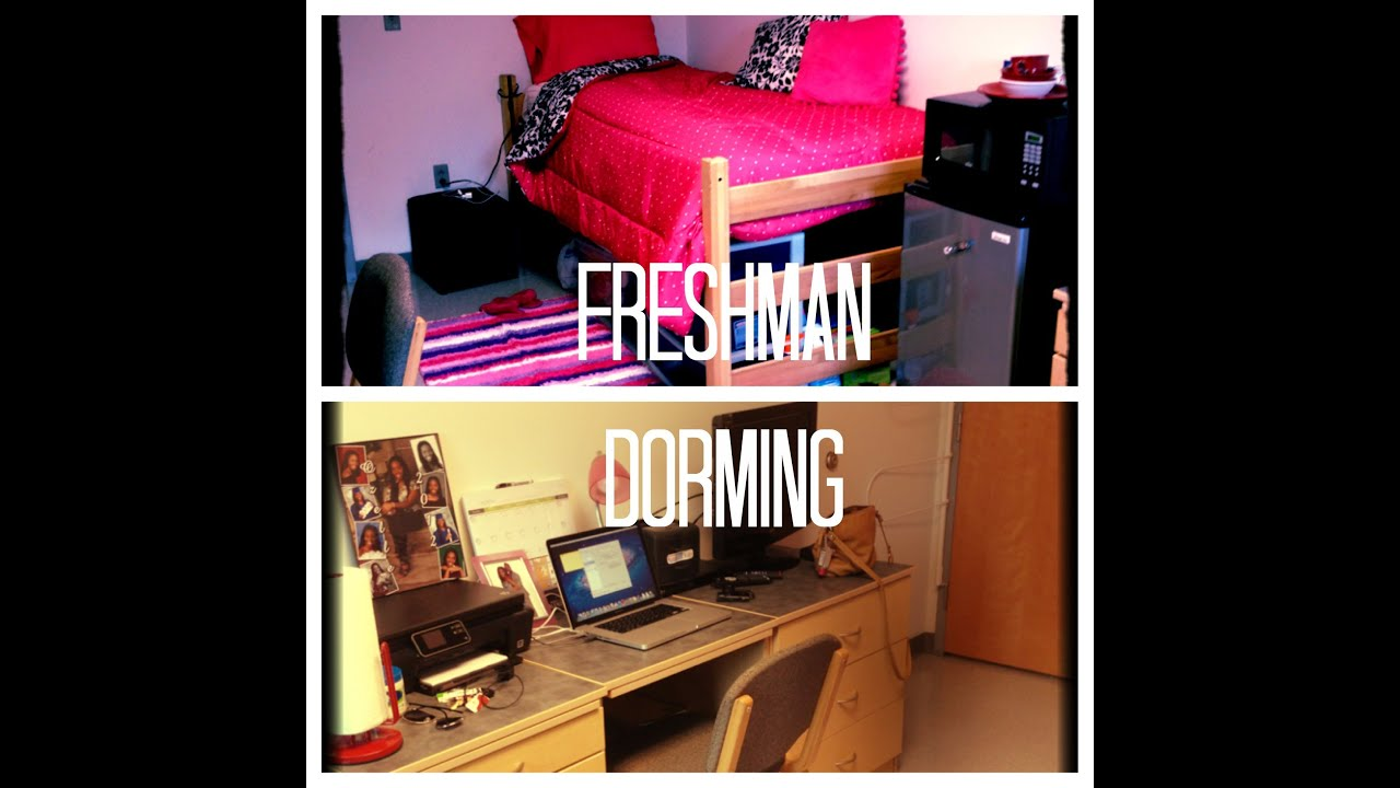 freshman living on campus Campus life a thriving nearly all undergraduates and more than 60% of graduate students reside in 81 diverse campus housing facilities eight dining halls.