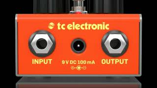 Noise noise!!! Iron Curtain Noise Gate TC Elctronic Pedal Review