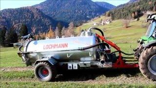 LOCHMANN RCT 60 Gülleausbringung / distribuzione liquame