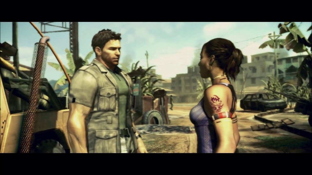 Resident Evil 5 Solo Chapter 1 1 Professional New Game No