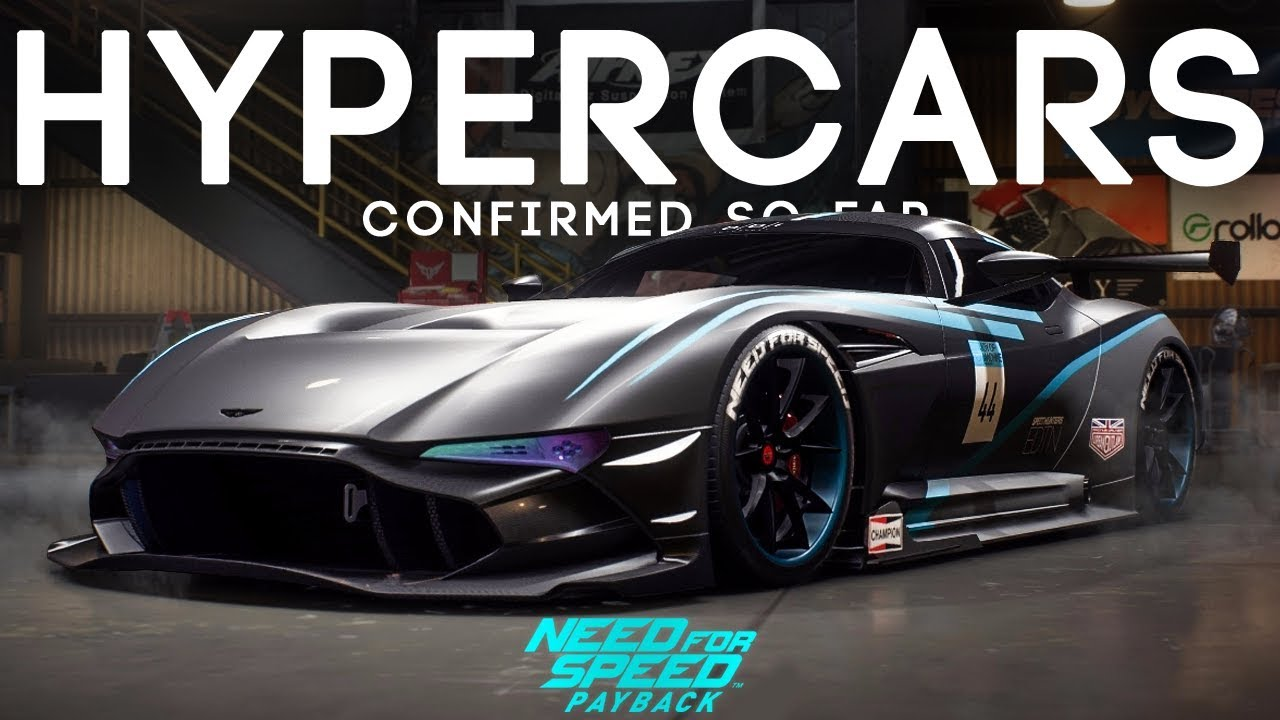 need for speed payback all hypercars confirmed so far 5. Black Bedroom Furniture Sets. Home Design Ideas