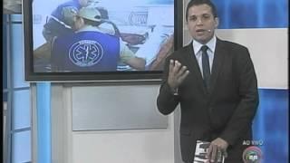Bandidos queimam ônibus no Cj. Mister Thomas em Londrina