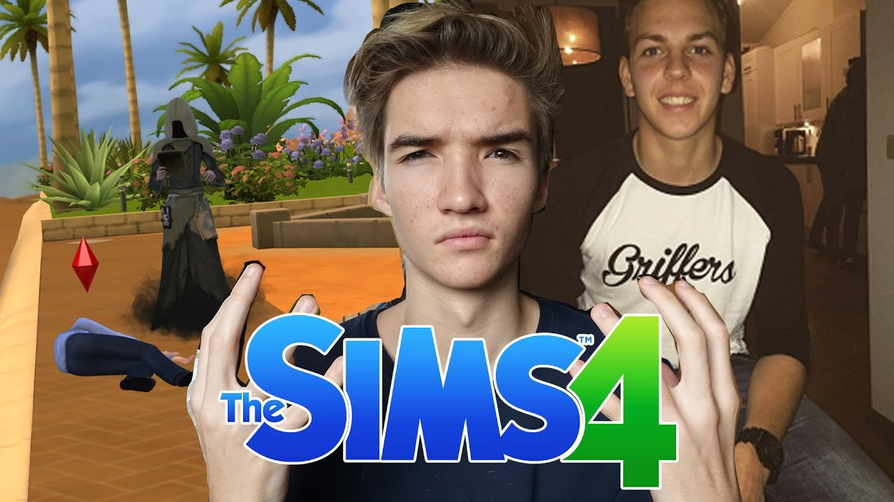 JASPER GAAT VREEMD & EEN MOORD GEPLEEGD - The Sims 4 #136