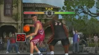 NBA Ballers: Rebound Sony PSP Trailer - NBA Ballers: