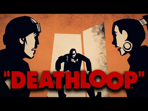 DEATHLOOP - The Horrify Romance of Charlie + Fia // All Scenes |
