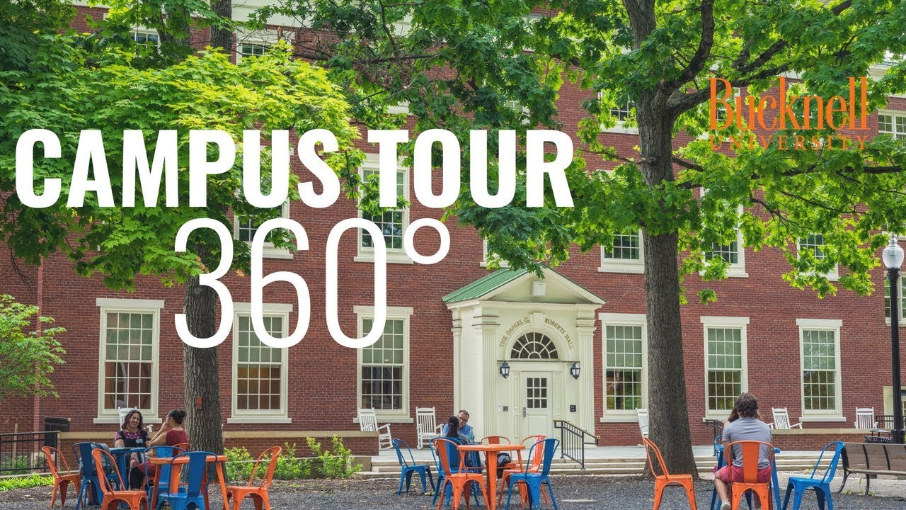 360 Campus Tour Bucknell University Youtube