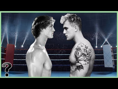 What If Logan Paul Fought Jake Paul?
