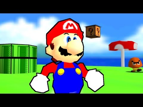 The FIRST SM64 Hack EVER, Lost Levels!