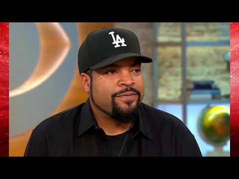 Ice Cube RIPS Jamie Foxx EXPOSES Dark SECRETS On Air Say It To My FACE