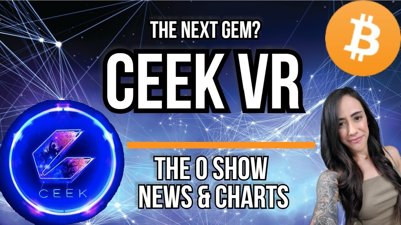 IS CEEK VR THE NEXT CRYPTO GEM? ETHEREUM LONG - ABRA REKT