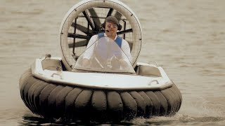 Can You Avoid Landmines With a Hovercraft? | MythBusters