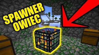 Minecraft Skylands (PL) część 24 - Spawner owiec