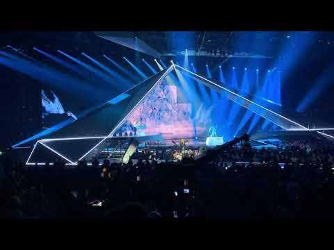 Darude Feat. Sebastian Rejman - Look Away (Finland) 🇫🇮 Live In Eurovision 2019 First Semi Final