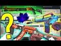 CRAFTING RAREST CS:GO SKINS EXTRAVAGANZA #5 (Spectrum Case Trade Ups)
