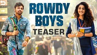 Rowdy Boys Teaser - Ashish, Anupama | Devi Sri Prasad | Harsha Konuganti | Dil Raju