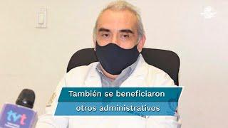 Germán Arturo Corzo Ríos no respetó el protocolo de vacunación Covid-19