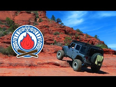 Extreme Jeep Overland Adventure in Sedona