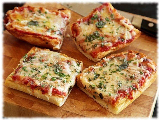 Resep Pizza Roti Tawar Lezat Dan Bergizi Youtube