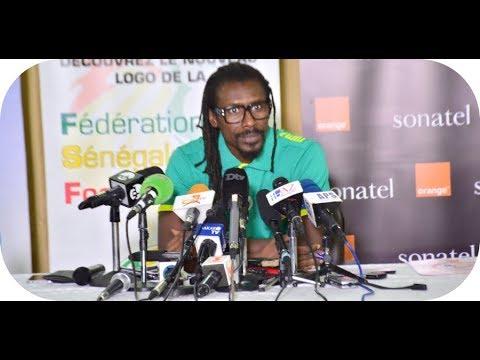 Vidéo La Liste des 26 joueurs sélectionnés pour le Match Cap Vert Sénégal acec la premiere convocation de Youssouf Sabaly et de Mbaye Niang