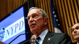 michael Bloomberg considering 2016 run for president