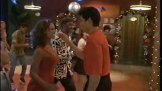 Chayanne y Vanessa Williams cantando salsa romantica