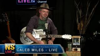 Silver Spoon - Caleb Miles LIVE