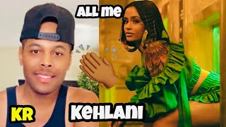 """Kehlani - """"All Me / Change Your Life"""" (Official Video) REACTION"""