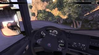 Scania Truck Driving Simulator - High in the Sky Mission [720p]