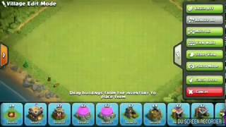 Clash of Clans ll Th11 Trophy base ll how to push your trophy