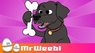 Repeat youtube video Telephone Dog : animated music video : MrWeebl