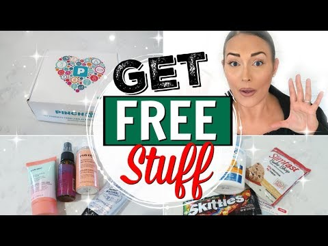 HOW TO GET STUFF FOR FREE ● FREE SUBSCRIPTION BOX ● HOW TO GET FREE SAMPLES BY MAIL  2018