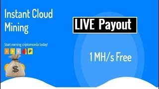 Free Cloud Mining Site 2018| Live withdraw proof|free Dogecoin Mining