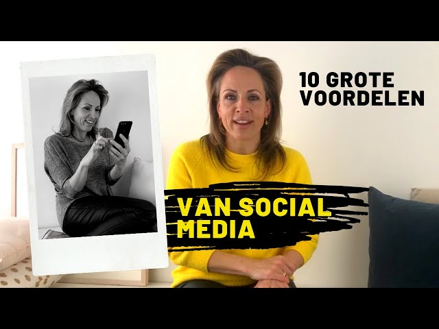 Waarom social media? 10 voordelen | BesamuscaMedia Business Q&A