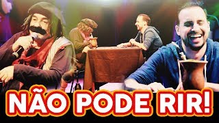 NÃO PODE RIR! UTC no Teatro - com GURI DE URUGUAIANA