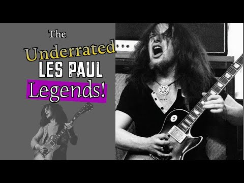 Underrated Les Paul Legends (Ep #1)