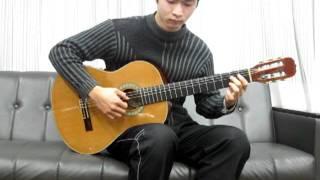 Anh yêu em nhiều lắm - guitar solo by Hungguitar9x