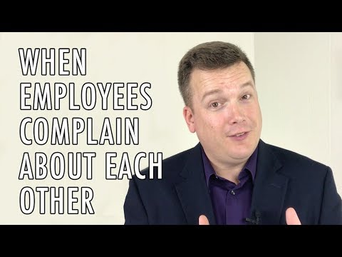 When Employees Complain About Each Other - Your Practice Ain't Perfect - Joe Mull
