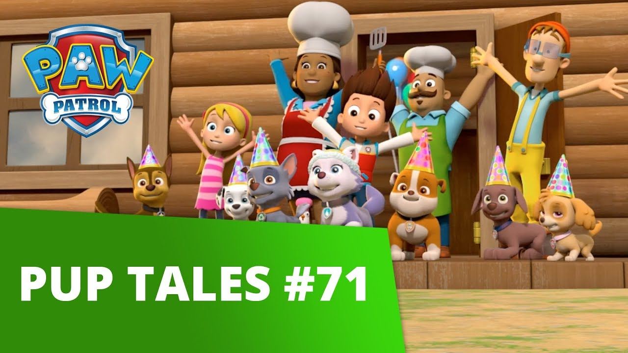 PAW Patrol | Pup Tales #71 | Rescue Episode | PAW Patrol Official & Friends