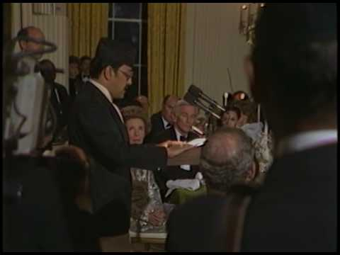 President Reagan and King Birendra of Nepal's Toasts on December 7, 1983