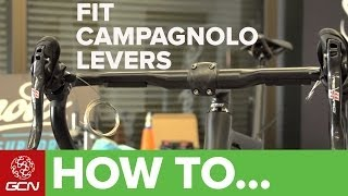 How To Fit Campagnolo Ergopower Levers