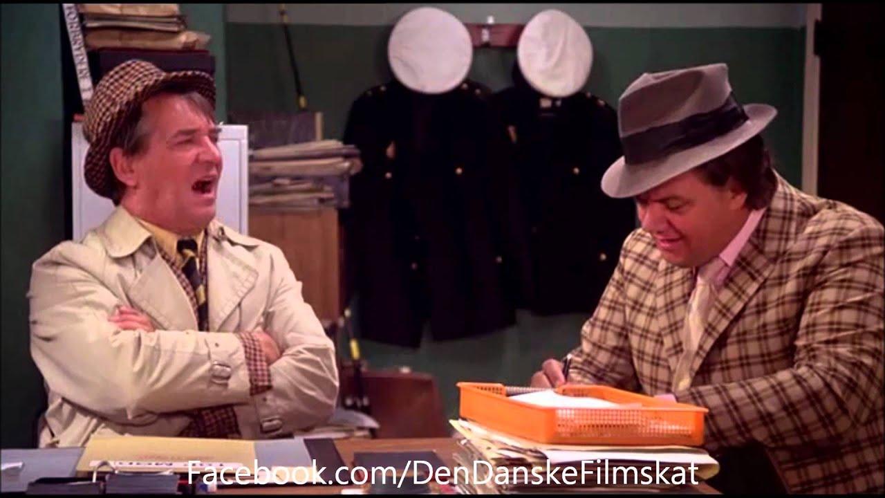 Olsen-banden overgiver sig aldrig (1979) - Benny og Kjeld kommer fra Søndagsavisen - YouTube