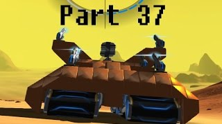 Robocraft Part 37| Tier 4 Rail Tank - Sir Fox.