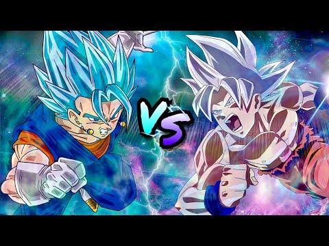IL BLU CONTRO L'ULTRA ISTINTO, CHI VINCERÀ?!! - Dragon Ball Z Dokkan Battle ITA