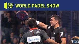 World Padel Show del Estrella Damm Master Final