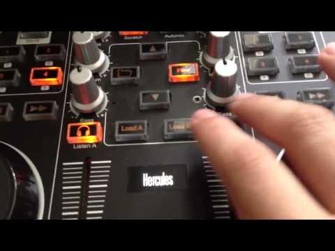 Hercules Dj Control MP3 e2 in depth Review