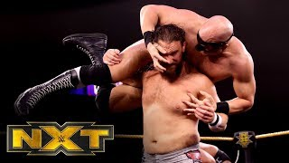 The Forgotten Sons vs. Imperium – Dusty Rhodes Tag Team Classic First Round: WWE NXT, Jan. 8, 2020