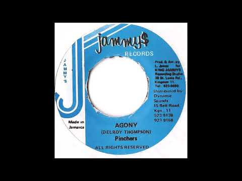 Agony Riddim Mix ★1987★ Pinchers,Shabba Ranks,Admiral Bailey &More (King Jammys) Mix by Djeasy