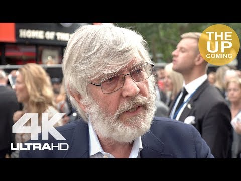 Tom Courtenay Interview On King Of Thieves At Premiere