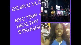 Dejavu Vlogs # 4:  New York City summer Vlog + Car Vlog